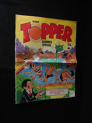 The Topper Summer Special 1983