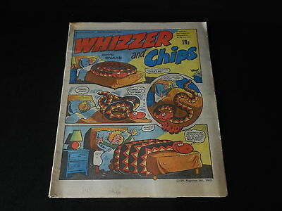 Whizzer and Chips 19th November 1983