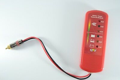 Battery Tester for Microcat Bait Boat