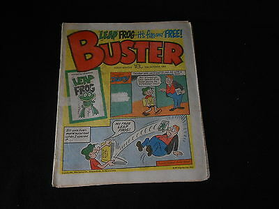 Buster Comic 15th October 1983