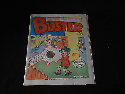 Buster Comic 19th November 1983