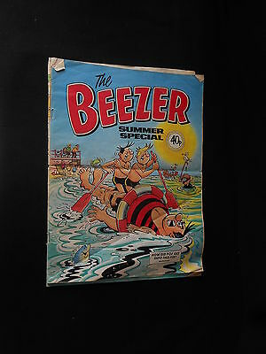 The Beezer Summer Special 1983