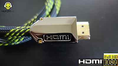3FT HDMI Premium 1.4 Ultra High Speed 3D 1080p Cable HDTV BLURAY XBox PS3 LED