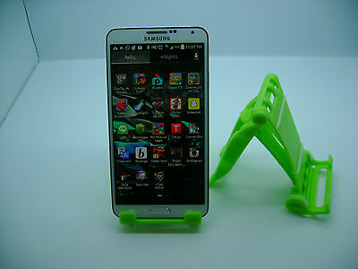 LOT OF 100 NEW STAND HOLDER CELL PHONE DISPLAY 1 in 1 BL03 GREEN