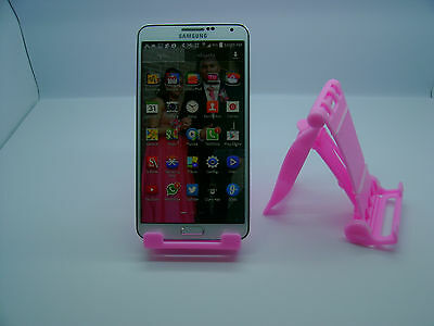 LOT OF 10 NEW STAND HOLDER CELL PHONE DISPLAY 1 in 1 BL03 PINK