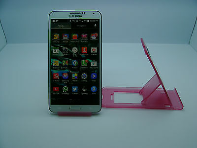 LOT OF 100 NEW STAND HOLDER CELL PHONE DISPLAY 1 in 1 BP07 PINK