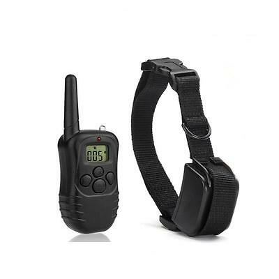 New Dog Training Shock Collar w/ LCD Remote Control For Small/Medium/Large Dog