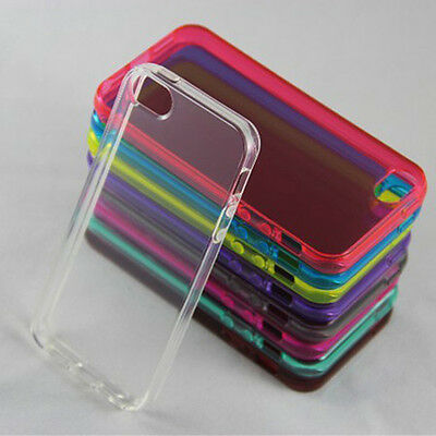 Soft TPU Silicone Gel Rubber CASE SKIN COVER FOR IPHONE 5 5S BACK COVER