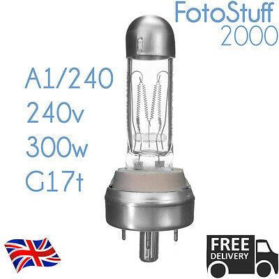 A1/240 240v 300w G17t Thorn Projector Bulb / Lamp