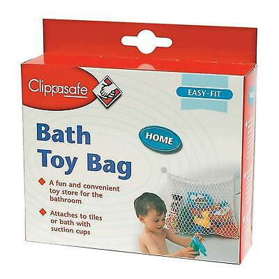 Clippasafe Baby Bath Toy Storage Bag - Bath Time/Bathroom