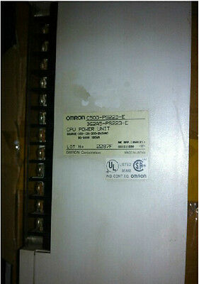 USED Omron Power Supply C500-PS223-E 3G2A5-PS223-E tested