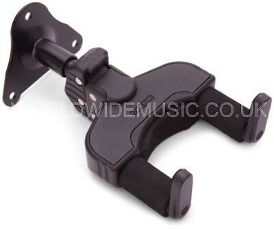Hercules Auto Grab Guitar Hanger for wall mounting all types of Guitar GSP39WB