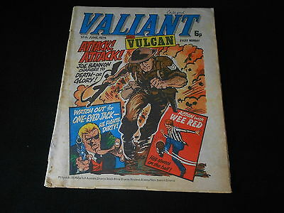 VALIANT & VULCAN - Date 12/06/1976 - IPC UK Comic