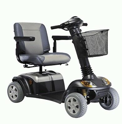 KYMCO 4 WHEEL MOBILITY SCOOTER - SUPER 8 ForU - ELECTRIC - 2 YEARS WARRANTY