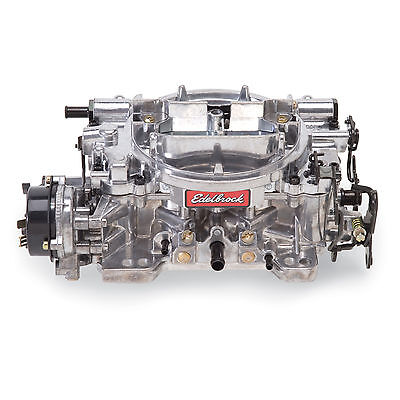 Edelbrock 1806 Carb - Carburetor THUNDER CARB 650 ELEC