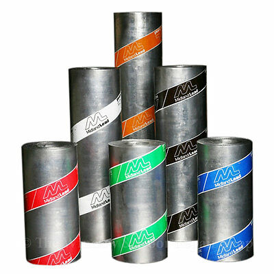 Code 3 & 4 Lead Flashing Roll, For Roof / Roofing 3M & 6M Rolls Midland