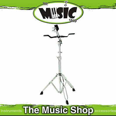 New MP Heavy Duty Double Braced Bongo Drum Stand - Height Adjustable - DS363