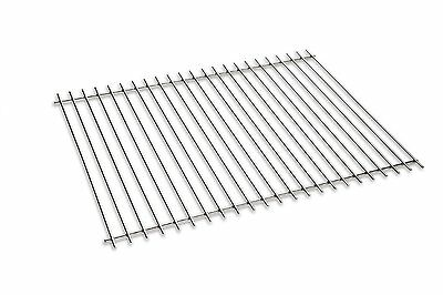 Stainless steel cooking and grill grate 600x370mm universal