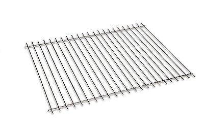 Stainless steel cooking and grill grate 700x370mm universal