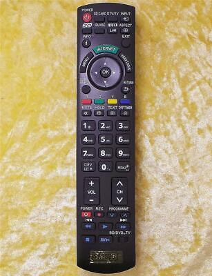 REPLACEMENT  Remote Control  For N2QAYB000352 THP50G10A THP50X14A THP54S10A