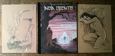 Tt India Dreams 7 - Charles - N&s 199 Ex - 2 Ex-Libris - Ed° Bd' Empher 2012