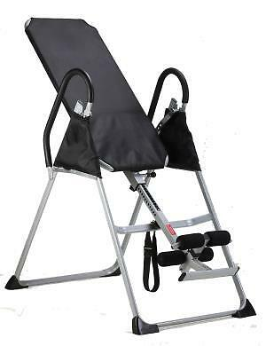Fitness Inversion Table. Improve Flexibility, Blood Circulation & Posture