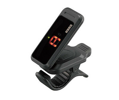 Korg Pitchclip Clip On Chromatic Guitar Tuner Pitch Clip
