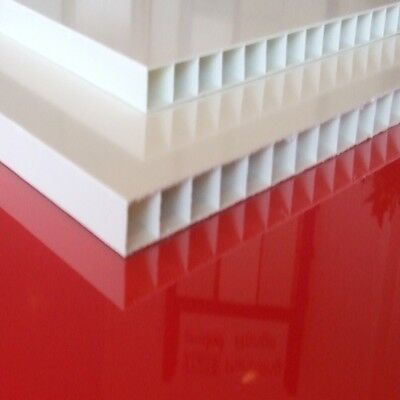 Ceiling Tiles - Waterproof Square Hygienic PVC tiles, 595mm, 8mm thick, washable
