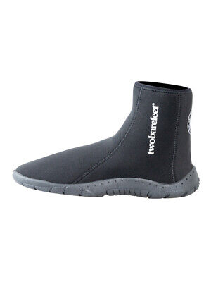 Neoprene Diving Surf Wetsuit Boots / Aquaboots - Two Bare Feet