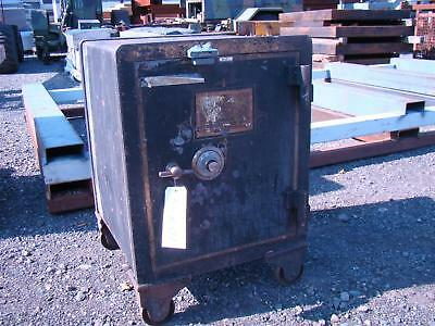 York Antique Combination Safe m-13
