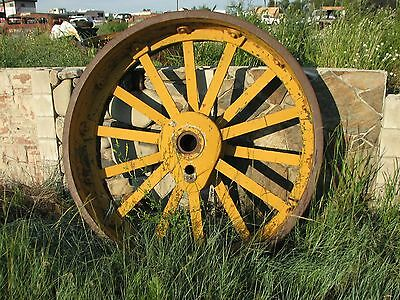 Kelly Springfield Road Roller Steam Punk Engine Hit Miss Neon Sign Base Gate