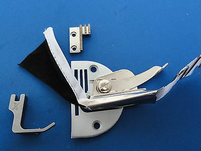 INDUSTRIAL SEWING MACHINE BIAS BINDER Tape Size 36 mm WORKS ON BROTHER +