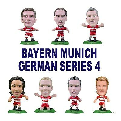 BAYERN MUNICH German Series 4 MicroStars - Choose from 7 different figures