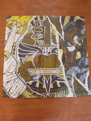 BON JOVI - What About Now [OFFICIAL] POSTER *NEW*
