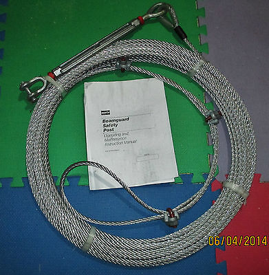 Beam Guard Cable 120' Model Fp 0713
