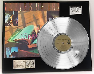 Rem Fables Of The Reconstruction Ltd Edition Platinum Lp Record Display