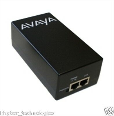 Avaya IP Phone Single Port PoE Injector 1151C1  (700356447)   Brand New in Box