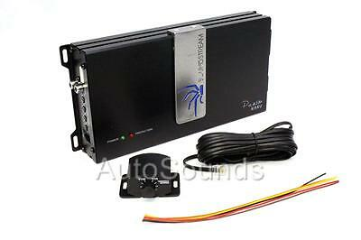 NEW Soundstream PN1.650D 650 Watt RMS Nano Small Motorcycle Car Audio Amplifier