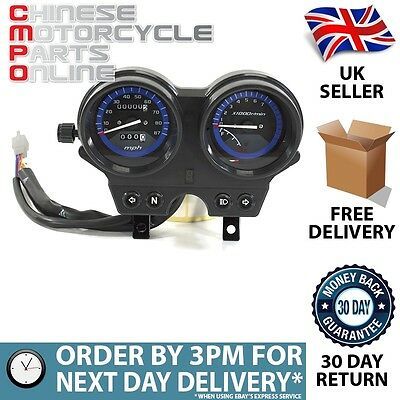 Motorcycle Speedo Assembly-MPH for Lexmoto Arrow 125