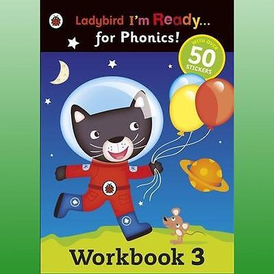 Workbook 3 Ladybird Im Ready for Phonics