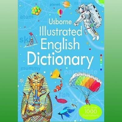 Illustrated English Dictionary by Bingham Jane