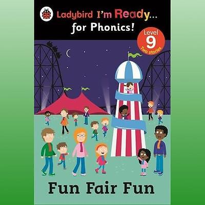 Fun Fair Fun Ladybird Im Ready for Phonics Level 9
