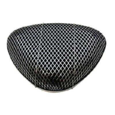 """Racing Power Rpc R2170 Air Filter Assembly Chrome 4/"""" X 2/"""" Dish Style Air Clean"""