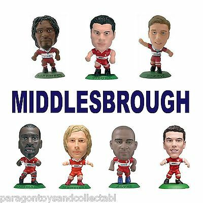 MIDDLESBROUGH MicroStars UK Series 1 to 17 - Choose from 19 different figures