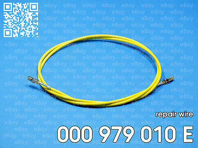Audi VW Skoda Seat repair wire 000979010E