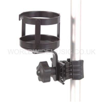 Kinsman KCH01 Cup / Can / Glass Holder fits Microphone Stands