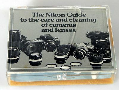 Nikon Lens Cleaning Kit