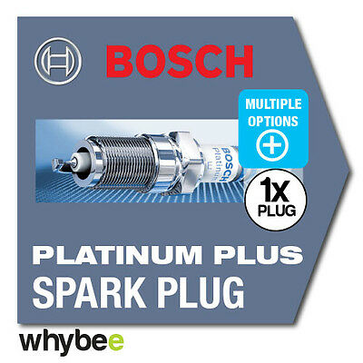 NEW! BOSCH 'PLATINUM PLUS' SPARK PLUGS for CARS - FULL RANGE AVAILABLE!