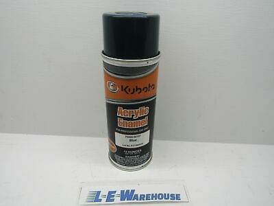 1 Can) New Kubota Oem Blue / Green Touch Up Spray Paint 70000-00197