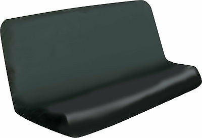Autocare Rear Car Seat Protector - Black Nylon Universal Fit Water Resistant